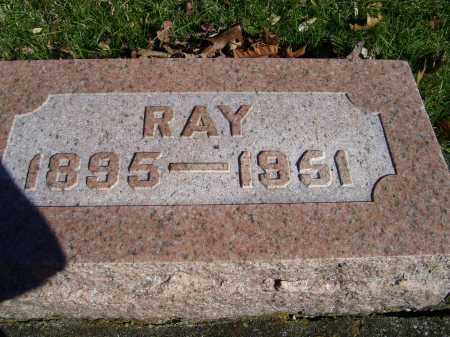 FREEMAN, RAY - Scioto County, Ohio   RAY FREEMAN - Ohio Gravestone Photos