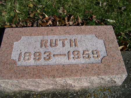 FREEMAN, RUTH - Scioto County, Ohio   RUTH FREEMAN - Ohio Gravestone Photos