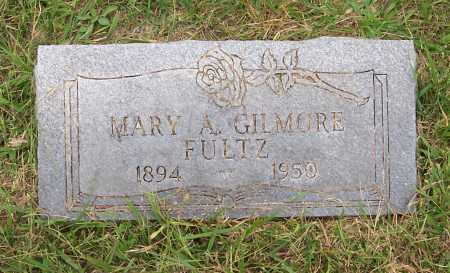 GILMORE FULTZ, MARY - Scioto County, Ohio | MARY GILMORE FULTZ - Ohio Gravestone Photos