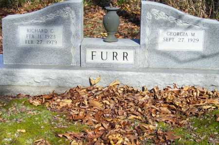 FURR, RICHARD C. - Scioto County, Ohio | RICHARD C. FURR - Ohio Gravestone Photos