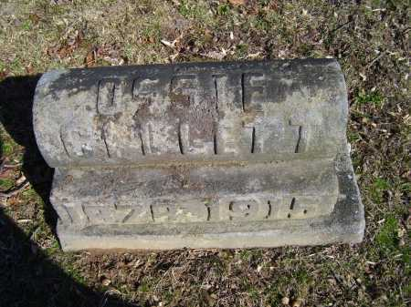 GILLETT, OSSIE - Scioto County, Ohio | OSSIE GILLETT - Ohio Gravestone Photos