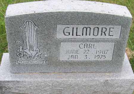 GILMORE, CARL - Scioto County, Ohio | CARL GILMORE - Ohio Gravestone Photos