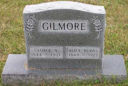 GILMORE, GEORGE A. - Scioto County, Ohio | GEORGE A. GILMORE - Ohio Gravestone Photos