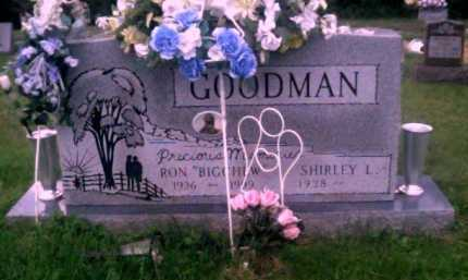 HAMILTON GOODMAN, SHIRLEY L. - Scioto County, Ohio | SHIRLEY L. HAMILTON GOODMAN - Ohio Gravestone Photos