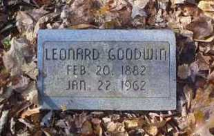 GOODWIN, LEONARD - Scioto County, Ohio | LEONARD GOODWIN - Ohio Gravestone Photos