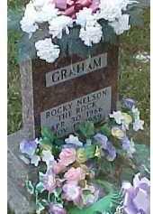 GRAHAM, ROCKY NELSON - Scioto County, Ohio | ROCKY NELSON GRAHAM - Ohio Gravestone Photos