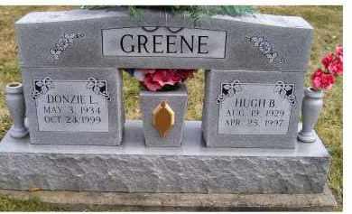 GREENE, DONZIE L. - Scioto County, Ohio | DONZIE L. GREENE - Ohio Gravestone Photos