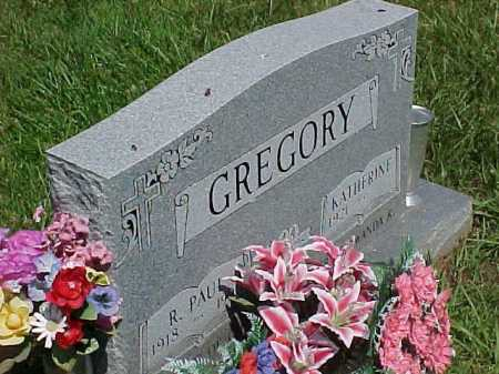 GREGORY, PAUL - Scioto County, Ohio | PAUL GREGORY - Ohio Gravestone Photos
