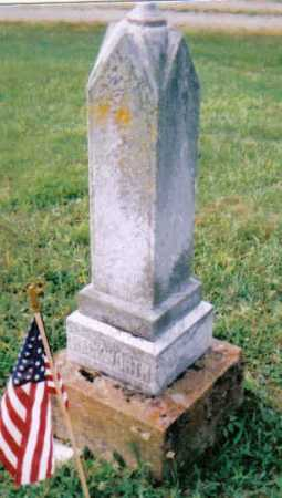 HACKWORTH, GEORGE WASHINGTON - Scioto County, Ohio | GEORGE WASHINGTON HACKWORTH - Ohio Gravestone Photos