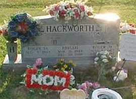 HACKWORTH, ROGER JR. - Scioto County, Ohio | ROGER JR. HACKWORTH - Ohio Gravestone Photos