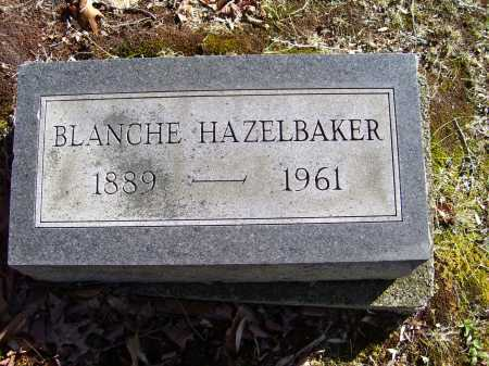HAZELBAKER, BLANCHE - Scioto County, Ohio | BLANCHE HAZELBAKER - Ohio Gravestone Photos