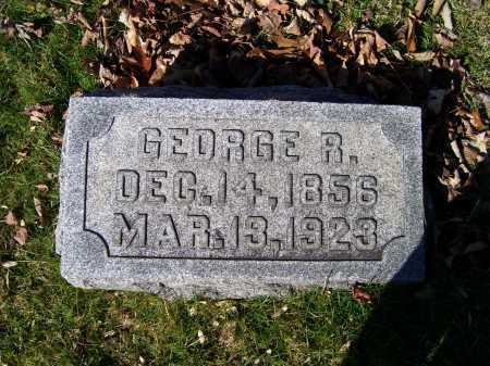 HAZELBAKER, GEORGE R. - Scioto County, Ohio   GEORGE R. HAZELBAKER - Ohio Gravestone Photos