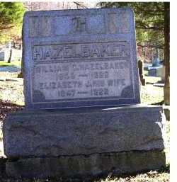 HAZELBAKER, ELIZABETH J. - Scioto County, Ohio | ELIZABETH J. HAZELBAKER - Ohio Gravestone Photos
