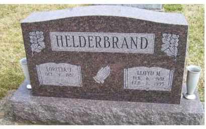 HELDERBRAND, LORETTA J. - Scioto County, Ohio | LORETTA J. HELDERBRAND - Ohio Gravestone Photos
