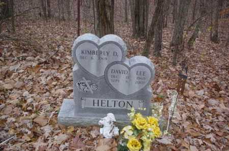 HELTON, DAVID LEE - Scioto County, Ohio   DAVID LEE HELTON - Ohio Gravestone Photos