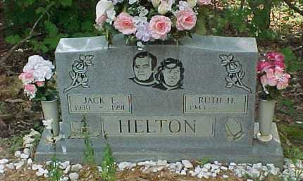 HELTON, JACK E. - Scioto County, Ohio | JACK E. HELTON - Ohio Gravestone Photos