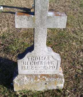 HENDERSON, THOMAS - Scioto County, Ohio | THOMAS HENDERSON - Ohio Gravestone Photos