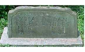 HILES, LYDIA - Scioto County, Ohio | LYDIA HILES - Ohio Gravestone Photos