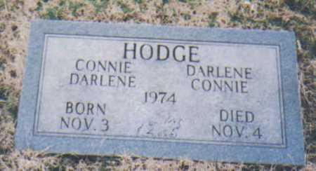 HODGE, CONNIE DARLENE - Scioto County, Ohio | CONNIE DARLENE HODGE - Ohio Gravestone Photos