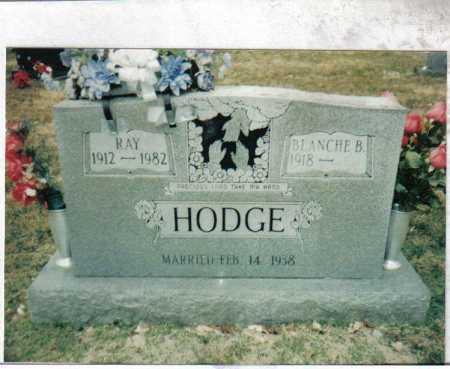 HODGE, BLANCHE B. - Scioto County, Ohio | BLANCHE B. HODGE - Ohio Gravestone Photos