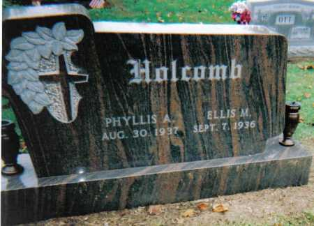 HOLCOMB, PHYLLIS A. - Scioto County, Ohio | PHYLLIS A. HOLCOMB - Ohio Gravestone Photos
