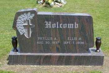 HOLCOMB, PHYLLIS A. - Scioto County, Ohio | PHYLLIS A. HOLCOMB - Ohio Gravestone Photos