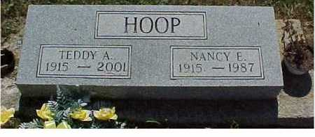 HOOP, NANCY E. - Scioto County, Ohio | NANCY E. HOOP - Ohio Gravestone Photos