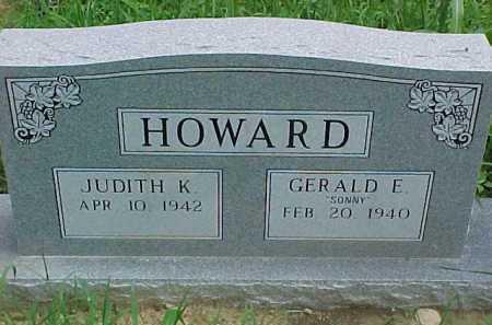 HOWARD, JUDITH K. - Scioto County, Ohio   JUDITH K. HOWARD - Ohio Gravestone Photos