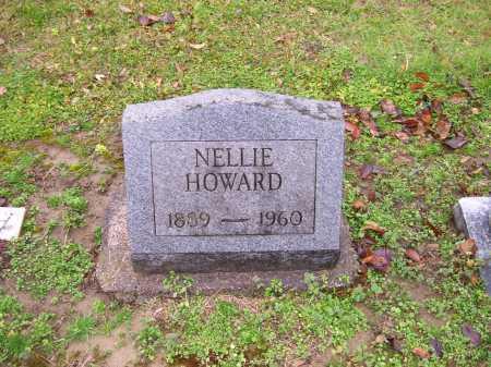 HOWARD, NELLIE - Scioto County, Ohio | NELLIE HOWARD - Ohio Gravestone Photos