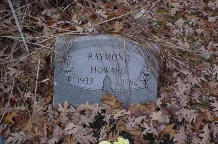 HOWARD, RAYMOND - Scioto County, Ohio | RAYMOND HOWARD - Ohio Gravestone Photos