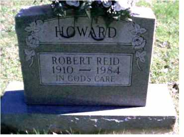 HOWARD, ROBERT REID - Scioto County, Ohio | ROBERT REID HOWARD - Ohio Gravestone Photos