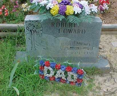 HOWARD, ROBERT - Scioto County, Ohio | ROBERT HOWARD - Ohio Gravestone Photos