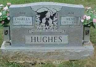 HUGHES, IRENE - Scioto County, Ohio | IRENE HUGHES - Ohio Gravestone Photos