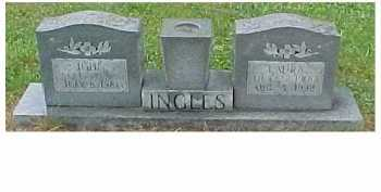 INGLES, LAURA - Scioto County, Ohio | LAURA INGLES - Ohio Gravestone Photos