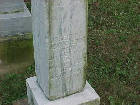 JEANGUENAT, JOSEPH - Scioto County, Ohio   JOSEPH JEANGUENAT - Ohio Gravestone Photos