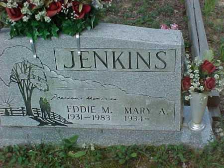 JENKINS, EDDIE M. - Scioto County, Ohio | EDDIE M. JENKINS - Ohio Gravestone Photos