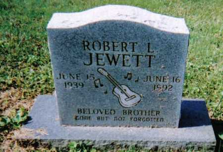 JEWETT, ROBERT L. - Scioto County, Ohio | ROBERT L. JEWETT - Ohio Gravestone Photos