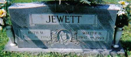 JEWETT, WALTER H. - Scioto County, Ohio   WALTER H. JEWETT - Ohio Gravestone Photos
