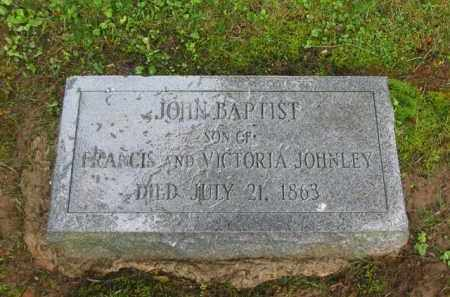 JOHNLEY, FRANCIS - Scioto County, Ohio | FRANCIS JOHNLEY - Ohio Gravestone Photos