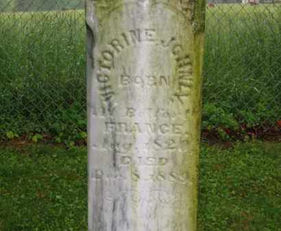 JOHNLY, VICTORINE - Scioto County, Ohio | VICTORINE JOHNLY - Ohio Gravestone Photos