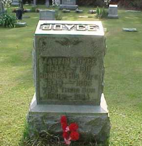 JOYCE, TOM - Scioto County, Ohio | TOM JOYCE - Ohio Gravestone Photos