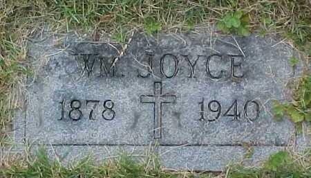JOYCE, WM. - Scioto County, Ohio | WM. JOYCE - Ohio Gravestone Photos