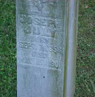 JULY, JOSEPH - Scioto County, Ohio | JOSEPH JULY - Ohio Gravestone Photos