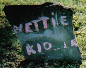 KIDDER, NETTIE - Scioto County, Ohio | NETTIE KIDDER - Ohio Gravestone Photos