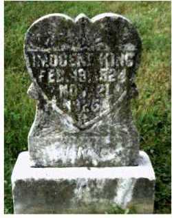 KING, IMOGENE - Scioto County, Ohio | IMOGENE KING - Ohio Gravestone Photos