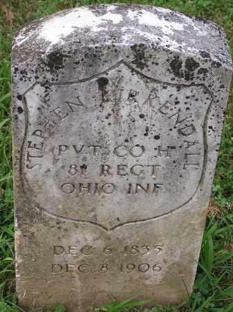 KIRKENDALL, STEPHEN - Scioto County, Ohio | STEPHEN KIRKENDALL - Ohio Gravestone Photos