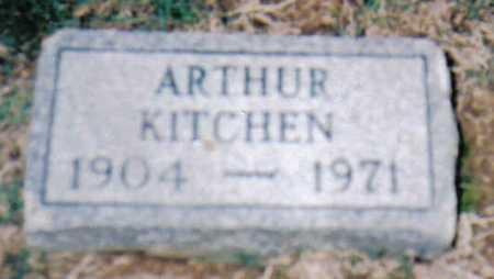 KITCHEN, ARTHUR - Scioto County, Ohio | ARTHUR KITCHEN - Ohio Gravestone Photos