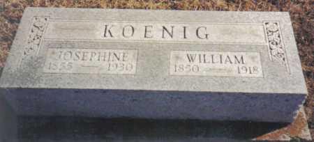 KOENIG, WILLIAM - Scioto County, Ohio | WILLIAM KOENIG - Ohio Gravestone Photos