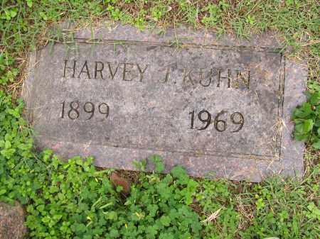 KUHN, HARVEY  JACOB - Scioto County, Ohio   HARVEY  JACOB KUHN - Ohio Gravestone Photos
