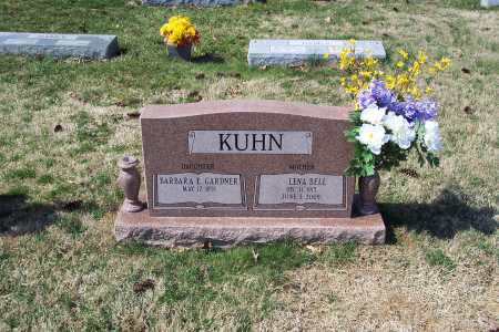 KUHN, LENA BELLE - Scioto County, Ohio | LENA BELLE KUHN - Ohio Gravestone Photos